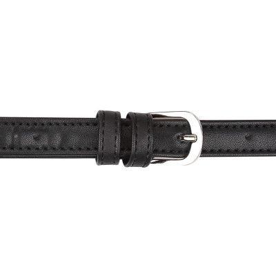 Heuptas-Chester Chic-zwart zwarte belt bag riem tasjes-fannypack-fanny-pack-heuptas-beltbag-vierkant gouden studs-dames-gewatteerd-fashion-online-bestellen riem