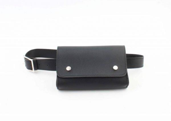 Heuptas-Nuria- zwart zwarte heuptassen heuptasjes beltbag riemtas riemtasjes riemtassen belt purse dames fashion online