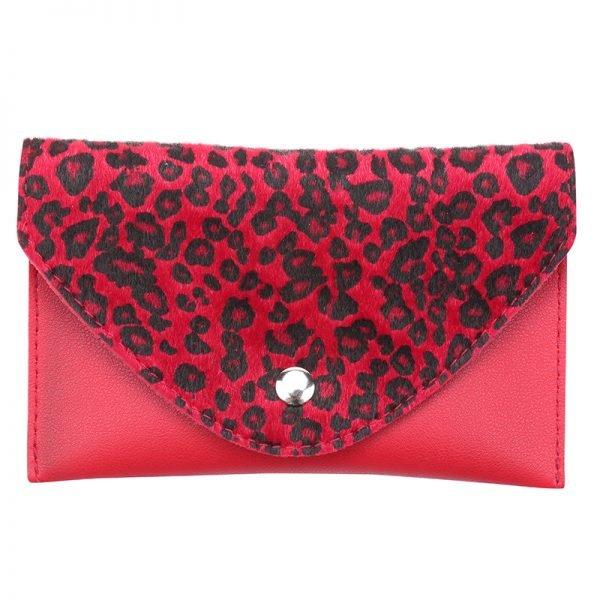 Riem-Tasje-Wild-Thing-leopard-belt-bag-heuptasjes- rood rode-dierenhuid-flap-exotische-dieren-print-fashion-musthave-items kopen