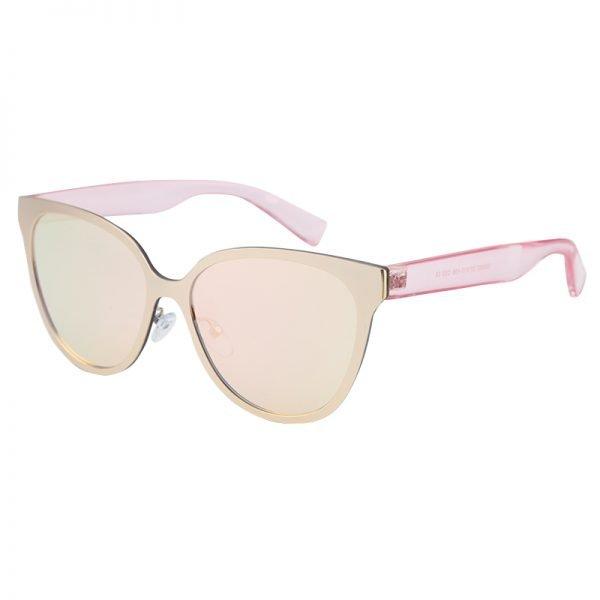083b077cc9d7f6 Zonnebril Suburban Queen roze pink grijs zilveren dames zonnebrillen  musthave fashion accessoires online bestellen
