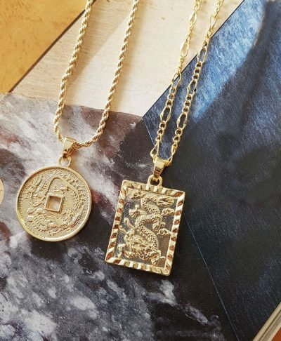 gold plated gouden goud kettingen dames ketting online bestelling musthave fashion