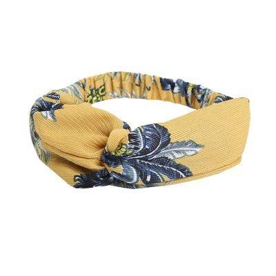 haarband-pineapple party geel gele blauw-headband-haar-accessoires-hair-musthave-items-dames fashion-online-bestellen