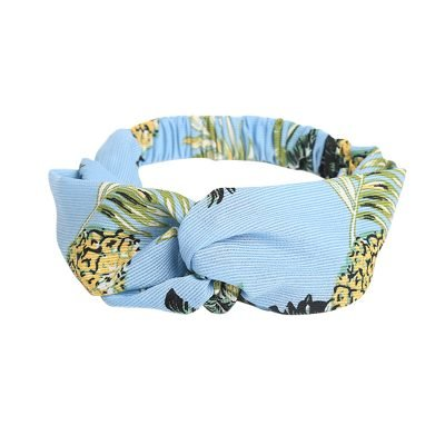 haarband-pineapple party licht blauw blauwe-geel-wit-tuquoise-headband-haar-accessoires-hair-musthave-items-dames fashion-online-bestellen