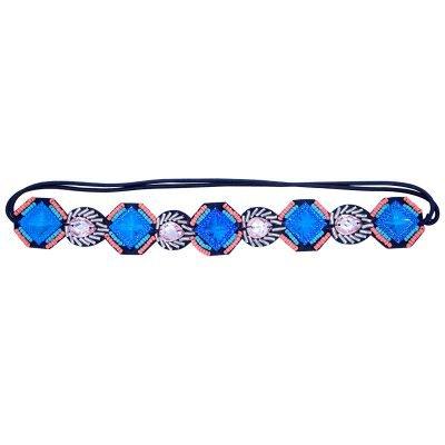 haarband-sparkle-Beads blauwe blauwe-wit-tuquoise-kralen-stenen-headband-haar-accessoires-hair-musthave-items-dames-elastiek-online-bestellen