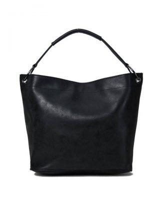 Bag in Bag Tas Summer zwart zwarte dames handtassen extra kleine tas kunstleder online bestellen kopen giuliano