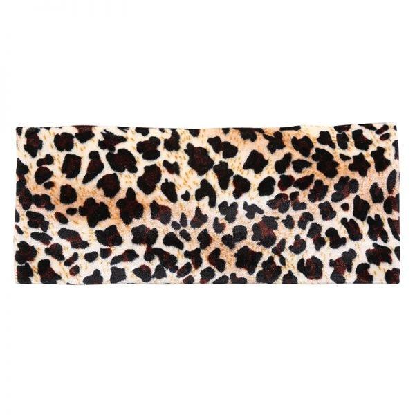 Haarband Leopard 2 dames haarbanden dieren tijger print kleurrijke prints musthave fashion headbands