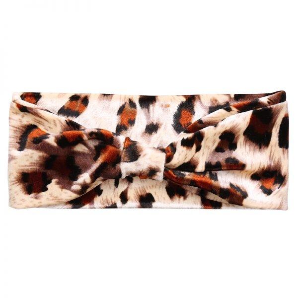 Haarband Leopard dames haarbanden dieren tijger print kleurrijke prints musthave fashion headbands fashion haarbanden