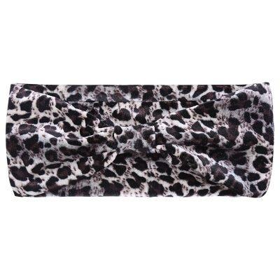 Haarband Dusty Leopard dierenprint haarbanden polyester dames haar accessoires haarbanden online kopen