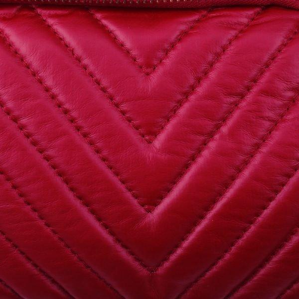 Heuptas Big V patroon rood rode heuptassen fannypack beltbags online bestellen kopen rits musthave