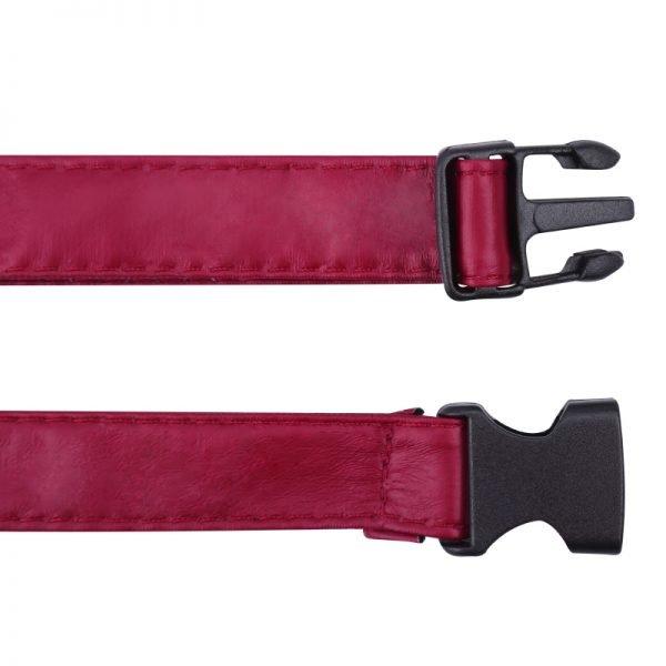 Heuptas Big V rood rode heuptassen fannypack beltbags online bestellen kopen rits musthave stijl
