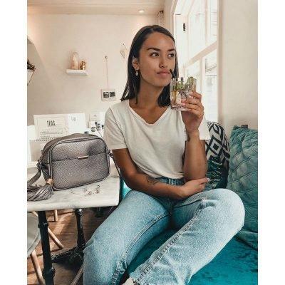 Schoudertas Icon zilver zilveren metallic tasjes dames kwastje musthave bags fashion kopen bestellen
