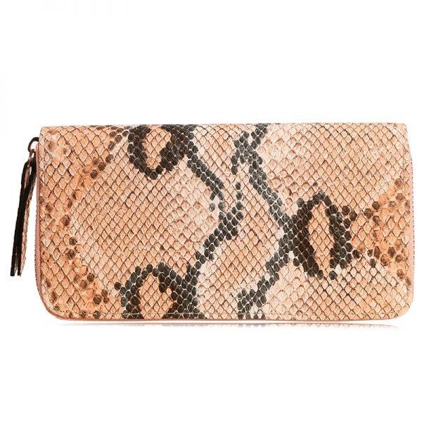 f519feb1dec Portemonnee-happy-Snake roze pink slangenprint snake print- dames  portemonnees-kopen-