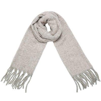 Sjaal Amazing Knit licht roze pink lange warme dames sjaals winter accessoires online kopen omslagdoeken