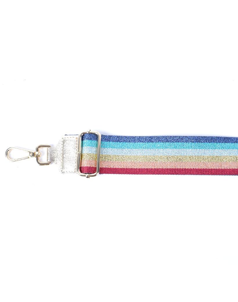 Tassenhengsel Rainbow regenboog kleurige dames bagstraps losse tasbanden trendy fashion hengsels bestellen kopen