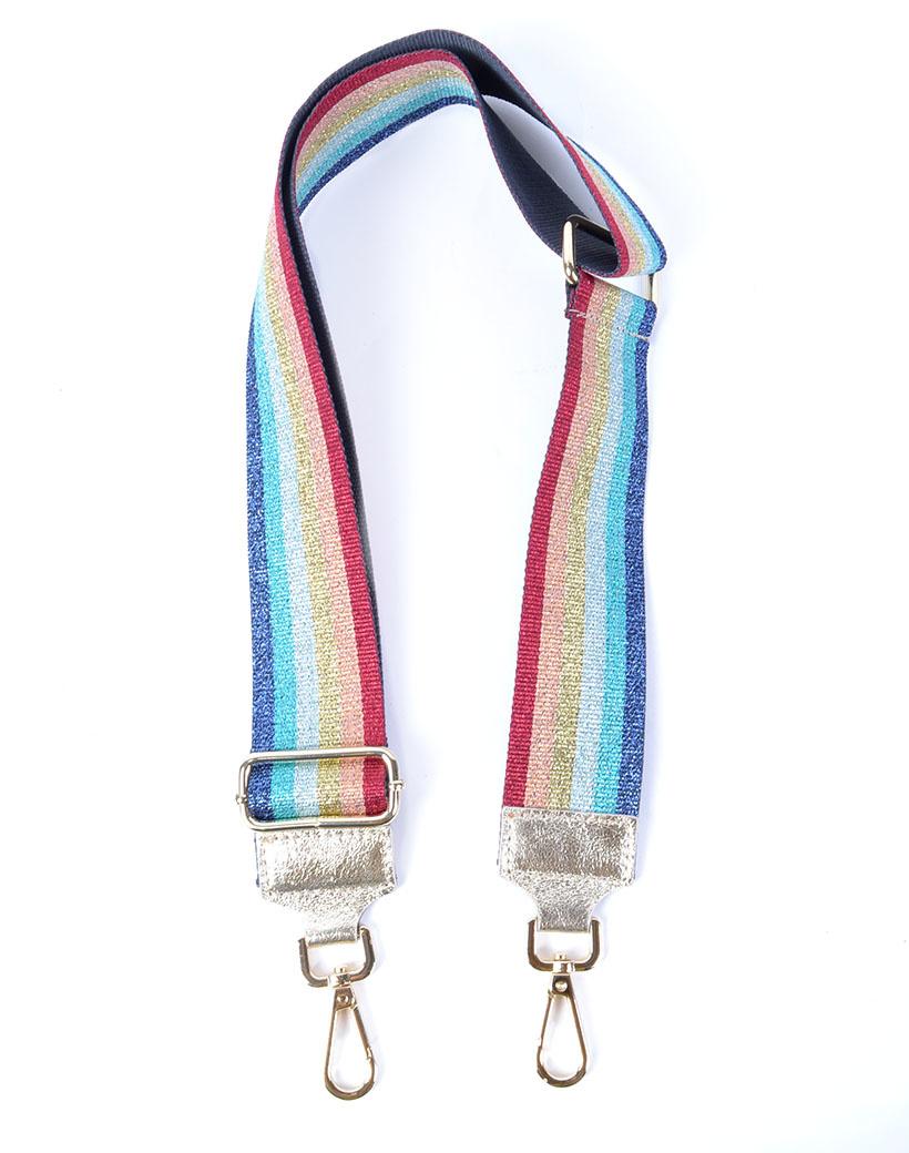 Tassenhengsel Rainbow regenboog kleurige dames bagstraps losse tasbanden trendy fashion hengsels kopen bestellen