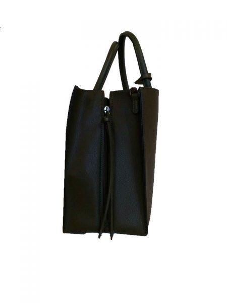 Handtas Kenda groen groene dames tassen schoudertas handtassen dames it bags fashion 2019 tassen kopen ruime zijkant