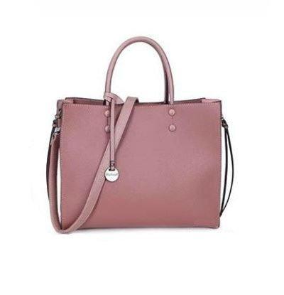 Handtas Kenda roze dames tassen schoudertas handtassen dames it bags fashion 2019 tassen kopen ruime musthave1