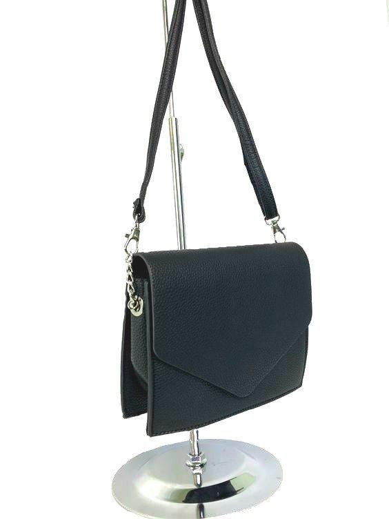 Schoudertas-Fancy-zwart-zwarte-kleine-dames-tasjes-tassen-fashion-bags-kopen-goedkoop-giuliano-schouderband-side-kopie