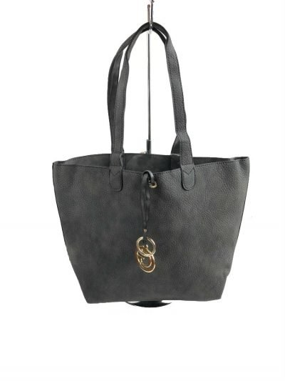 Bag-in-Bag-Tas-Monica-donker-grijs-zwart-zwarte-tassen-extra-kunstleder-binnentas-tassen-kopen