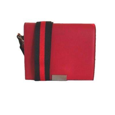 Schoudertas-Lines-rood-rode-schoudertassen-kleine-tasjes-twee-kleurig-hengsel-musthave-strepen-rood-zwart-