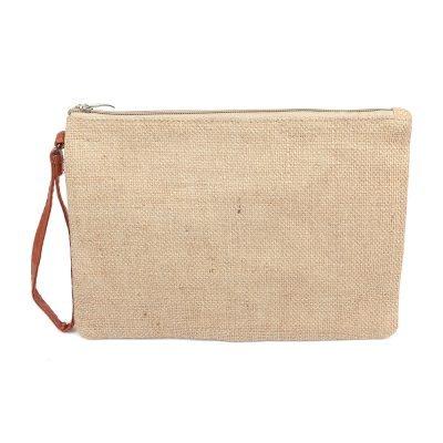 Clutch AnkerPink roze jutte clutches roze anker print zomer tassen beach bags dames polsbandje kopen bestellen achter