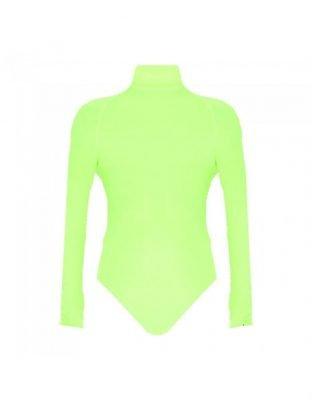 Neon Body Lime groen groene bodystocking bodysuit dames online bestellen kopen fashion top