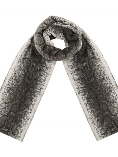 Sjaal Trendy Snake sjaals slangenprint warme winter fashion sjaals online kopen shawl omslagdoen snakeprint