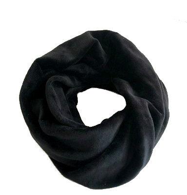 Brede Velvet Haarbanden zwart zwarte dames velours haarbanden haaraccessoires winteraccessoires kopen bestellen