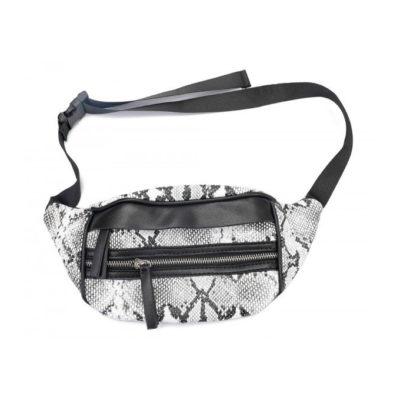 Heuptas-Snake-Slangenprint-wit-witte-heuptassen-beltbags-fannypack-dames-online-kopen