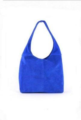 Suede-Tas-Mille-kobalt blauwe blauw-tassen-suede-goedkope-dames-tassen-itbags-online-bestellen-kopen-guiliano-600x600