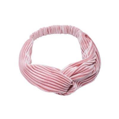 Haarband Velvet Ribbels roze pink dames haarbanden mint haaraccessoires headbands kopen