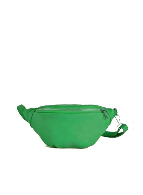 Leren Heuptas Simple groen groene fannypack beltbag riemtassen leder leer heuptassen kopen - kopie - kopie