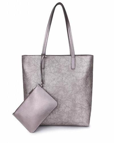 Shopper Misty brons bronzen handtassen trendy shoppers tassen etui schooltassen tas kopen giulliano bestellen