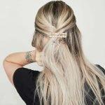 Haarclip Love & Pearls grote haar pinnen haarclips met strass parels steentjes dames haar accessoires kopen yehwang