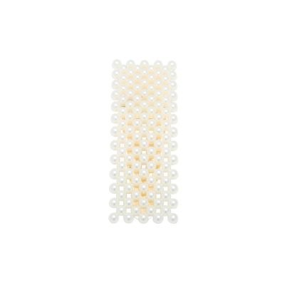 Haarpin Square Pearls vierkante haarpin haarclip haar accessoires dames parels kopen trendy trends