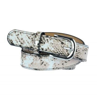 Heuptas Saddle beige asymmetrische heuptas fannypack bumbag zilveren kettinghengsel ring riem kopen