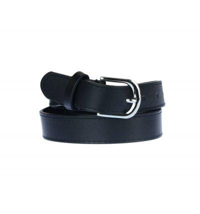 Heuptas Saddle zwart zwarte asymmetrische heuptas fannypack bumbag zilveren kettinghengsel ring riem kopen