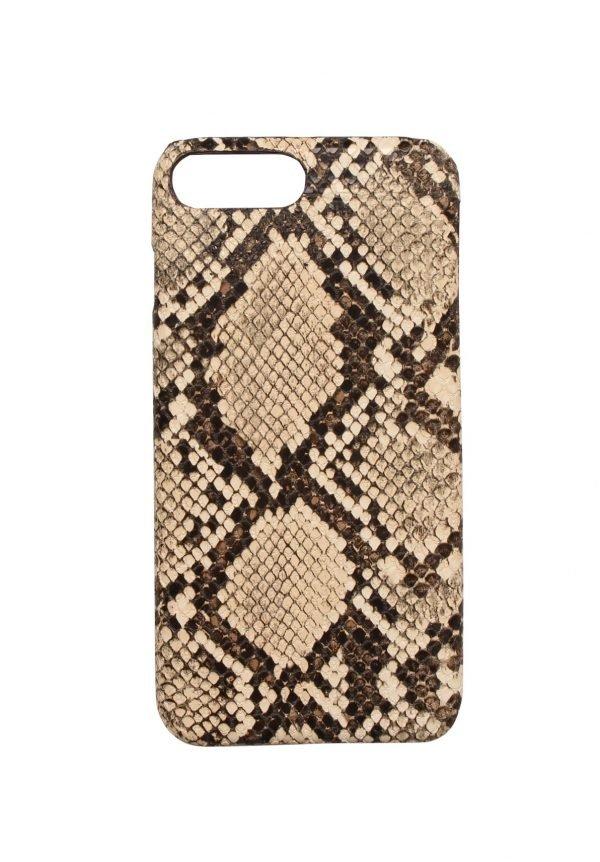Iphone Hoesje Snake khaki kaki bruin telefoonhoesjes Iphone 6 7 8 kopen trendy