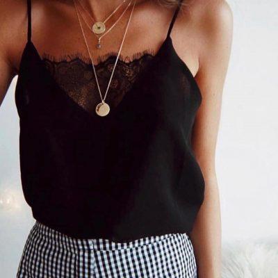 Topje-Lace-zwart-zwarte-dames-top-tops-truitjes