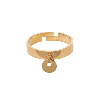 Ring-Star-Love-goud-gouden-dikke-dames-ringen-met-ster-bedel-online-sieraden-fashion-musthaves-rings-kopen