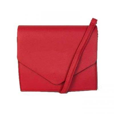 Schoudertas-Fancy-rood rode-kleine-dames-tasjes-tassen-fashion-bags-kopen-goedkoop-giuliano-schouderband-