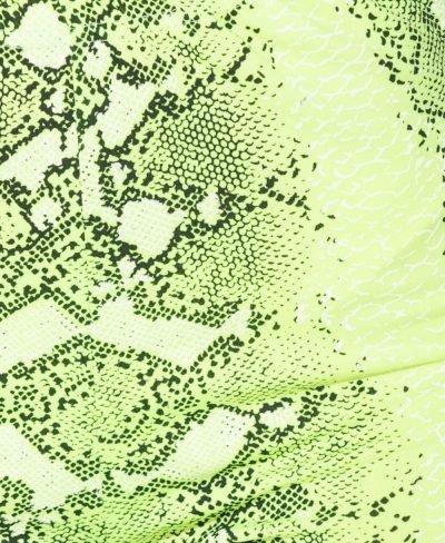 Biker-Short-Snake-green slangenprint-cycling shorts-fietsbroek-snakeprint-korte-leggings-wielrenbroekken-kopen-bestellen-fashion festival detail