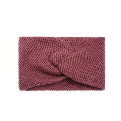 Haarband-Soft Winter-oud roze pink fuchsia wollen-dames-haarbanden-musthave-fashion-dames-haar-accessoires-online-kopen-vrouwen