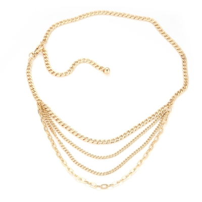 Kettingriem-Chains-goud gouden-heupriem-heupketting-chain-belt- dames