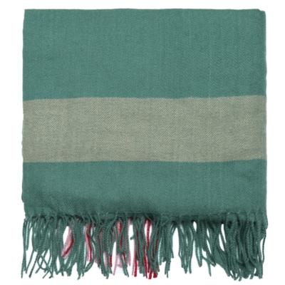 Sjaal Patterned licht groen groene roze geblokte warme winter sjaals omslagdoeken winteraccessoires goedkoop kopen trendy