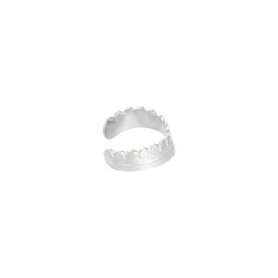 EarCuff Victoria zilver zilveren dames oorbellen earcuffs trendy kopen bestellen