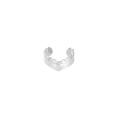 EarCuff Victoria zilver zilveren dames oorbellen earcuffs trendy kopen bestellen voor