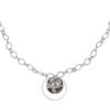 Ketting Explorer Chains zilver zilveren dames kettingen schakelketting met bedels rvs neckage trendy kopen