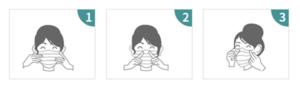 Mondkapje mondmasker mondkapjes 100% bescherming mondkapjes anti corona