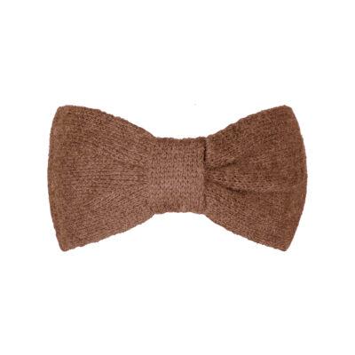 Haarband Cozy bruin bruine haarbanden hoofdbanden wollen warm gebreide banden voor haaraccessoires kopen